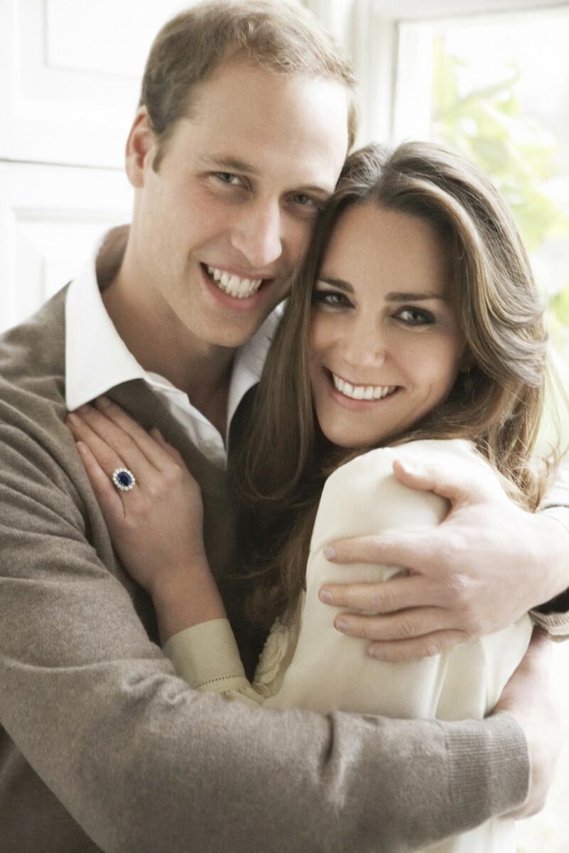 Zdjęcie zaręczynowe Kate i Williama