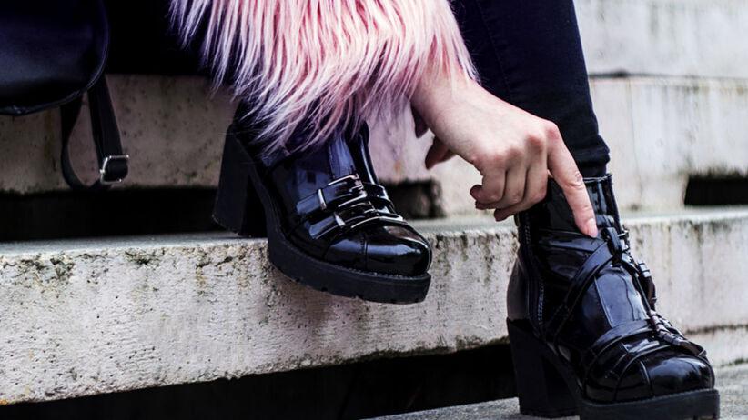 modne buty na jesień oraz zimę