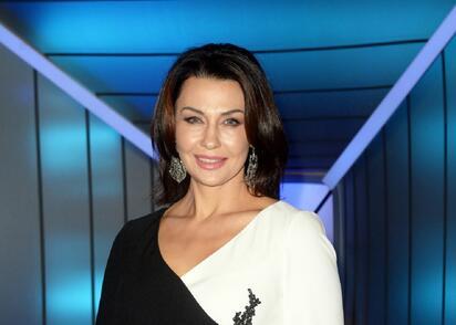 Anna Popek w modnym płaszczu z Sinsay. Jest przeceniony i kosztuje tylko 79 zł