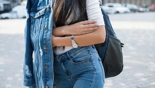 Hitowe jeansy z Zary tylko za 59,90 zł. Będziemy je nosić przez lata