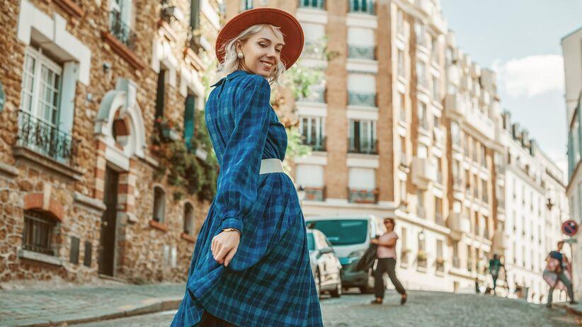 Modna sukienka