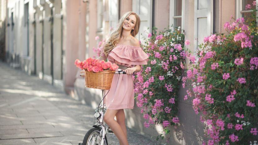Sukienka na wiosnę