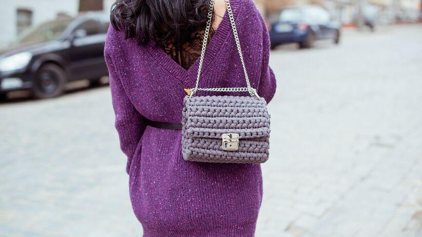 Modny sweter