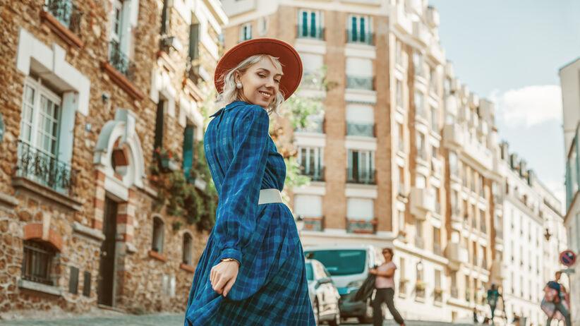 modna sukienka z hm