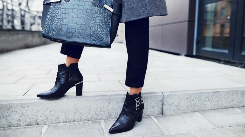 modne buty z wyprzedaży