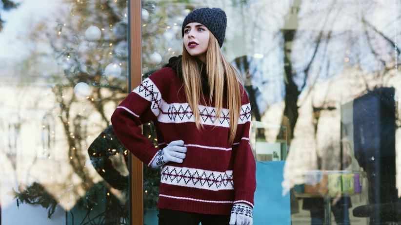 modne ubrania i dodatki świąteczne w niskich cenach