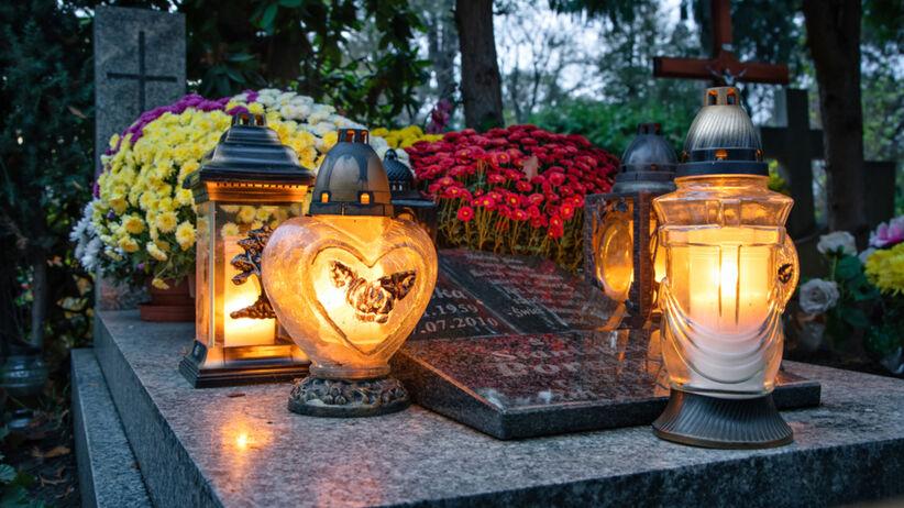 cmentarz na Wszystkich Świętych