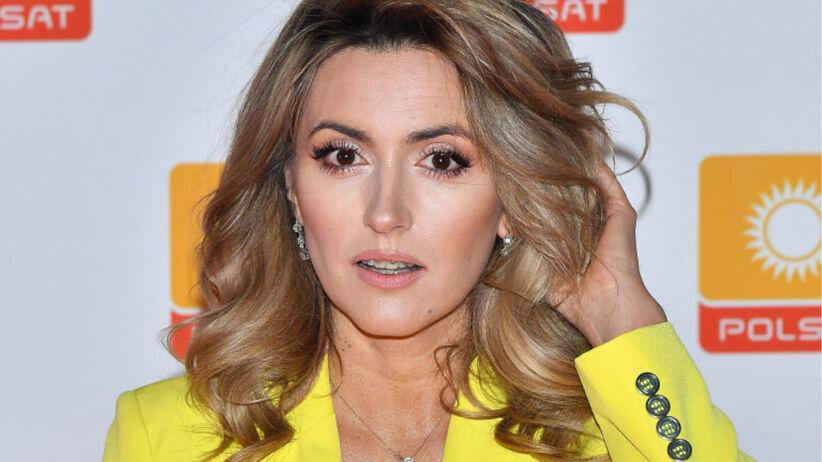 Karolina Szostak postawiła na modną fryzurę