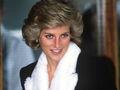 Księżna Diana z fryzurą bob i w marynarce