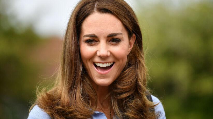 Księżna Kate sekret makijażu