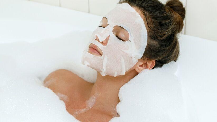 Promocja w Rossmannie: maseczka na tkaninie Garnier odżywi skórę twojej twarzy