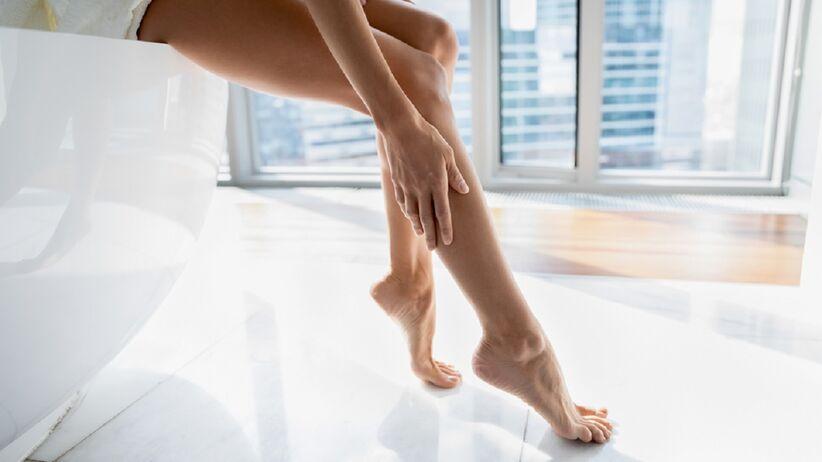Sposób na nawilżoną skórę, bez stosowania balsamów do ciała. Wystarczy jeden produkt