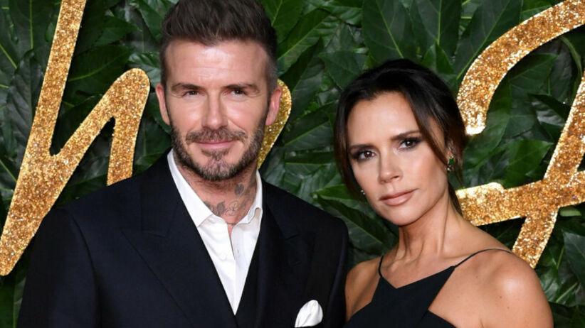 Victoria Beckham nie miała tradycyjnej sukni ślubnej na weselu z Davidem Beckhamem