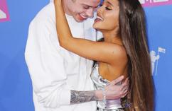 Ariana Grande i Pete Davidson Ariana Grande i Pete Davidson