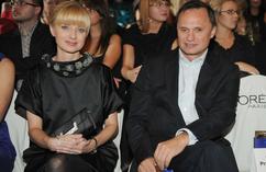 Jolanta Pieńkowska Leszek Czarnecki Jolanta Pieńkowska i Leszek Czarnecki