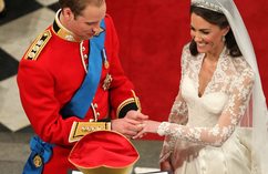 Kate i William ślub 4. Księżna Kate i książę William