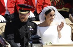 Meghan i Harry ślub 3. Meghan Markle i książę Harry