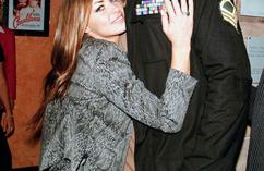Carmen Electra i Dennis Rodman Carmen Electra i Dennis Rodman - 6 dni