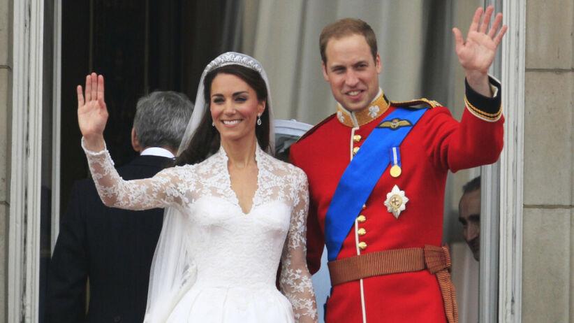 Szokujący szczegół ze ślubu Kate i Williama. Dopiero teraz ujrzał światło dzienne
