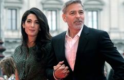 Amal i George Clooney Amal i George Clooneyowie