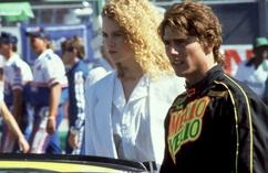 """Nicole Kidman i Tom Cruise Nicole Kidman i Tom Cruise - """"Szybki jak błyskawica"""""""
