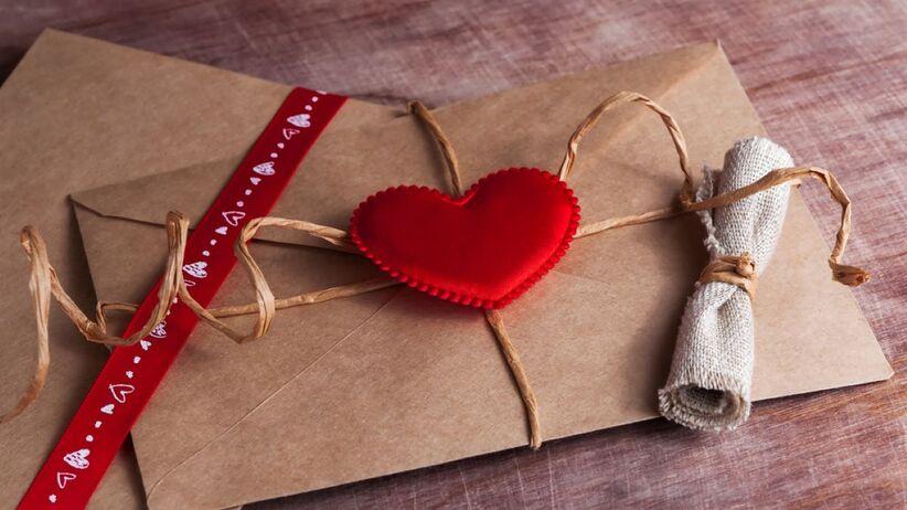 List miłosny to coś, co warto napisać.