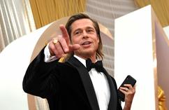 Brad Pitt 9. Brad Pitt