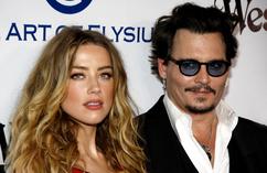Amber Heard i Johnny Depp Amber Heard i Johnny Depp