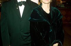 Mel Gibson i Robyn Moore Mel Gibson i Robyn Moore