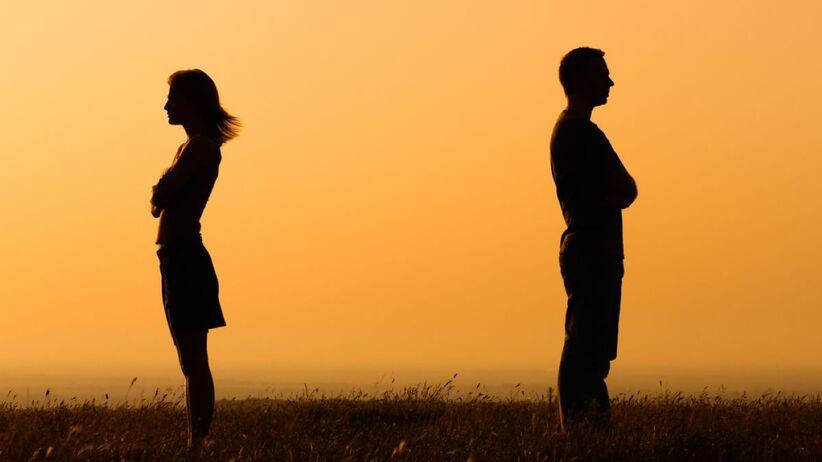Separacja w małżeństwie jest trudną sytuacją.