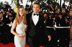 Jennifer Aniston i Brad Pitt Jennifer Aniston i Brad Pitt