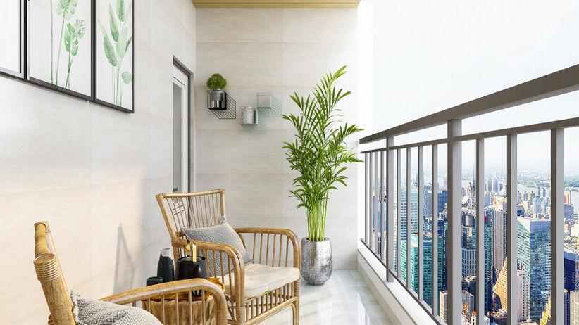 Skarb każdego mieszkania - piękny balkon. Pomysły na jego aranżację