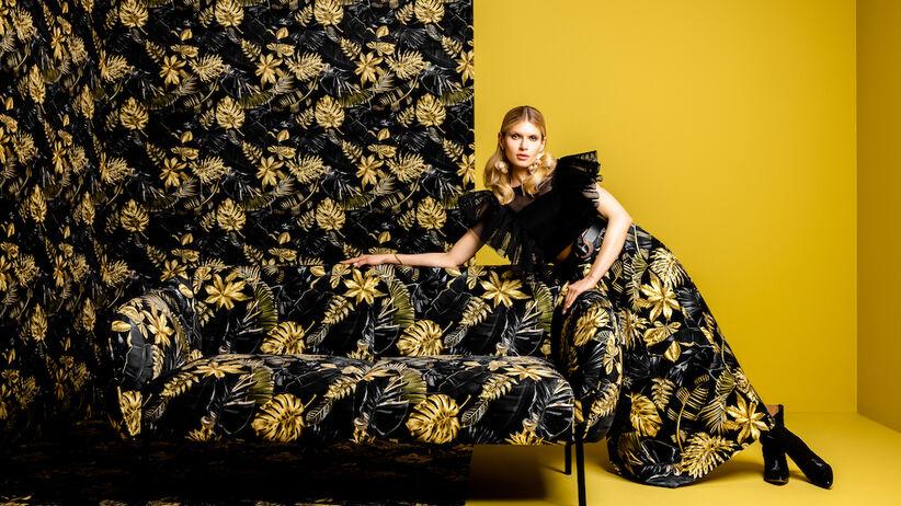 Fotel Garita z limitowanej kolekcji mebli wypoczynkowych Fashion Trends