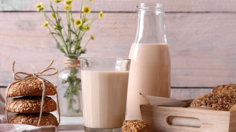 mleko piernikowe