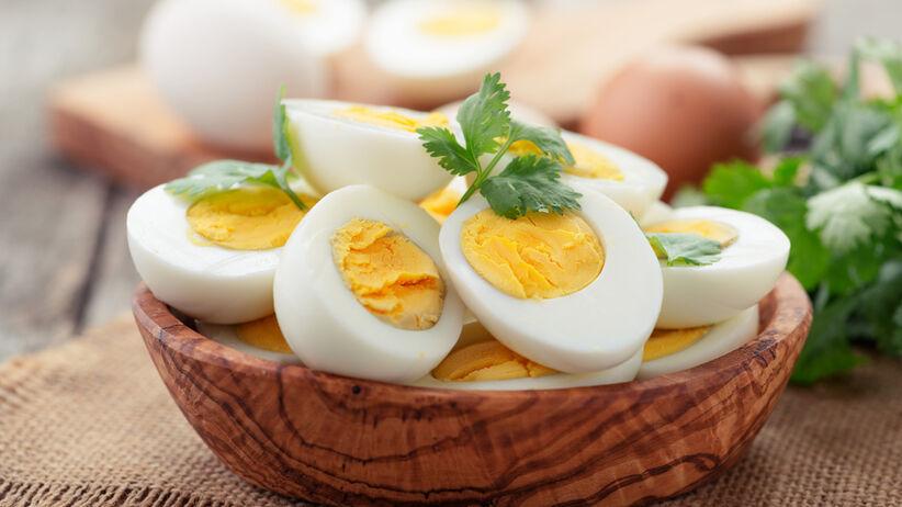gotowane jajka