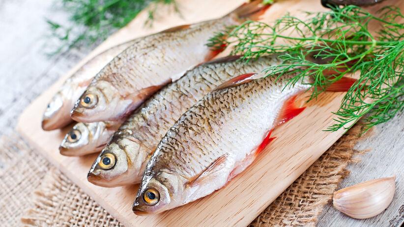 ryby przechowywanie