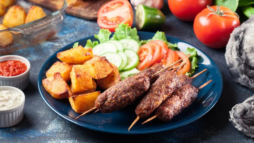 Mięso mielone z grilla - kofta, szaszłyki, burgery - 3 przepisy
