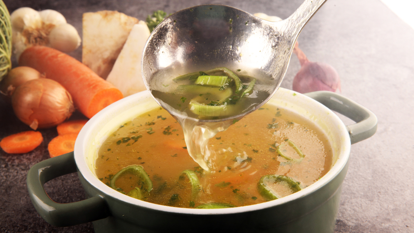rosół zupa