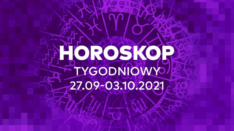 Horoskop tygodniowy od 27 września do 3 października 2021 dla wszystkich znaków zodiaku