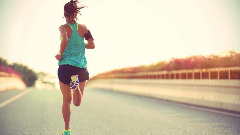 Sennik bieganie – znaczenie snu.