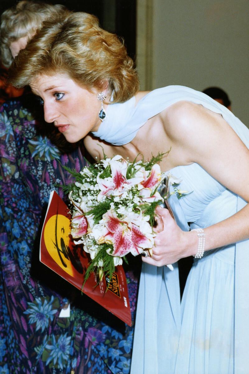 Bransoletka z pereł księżnej Diany