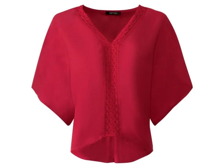 Elegancka bluzka z Lidla