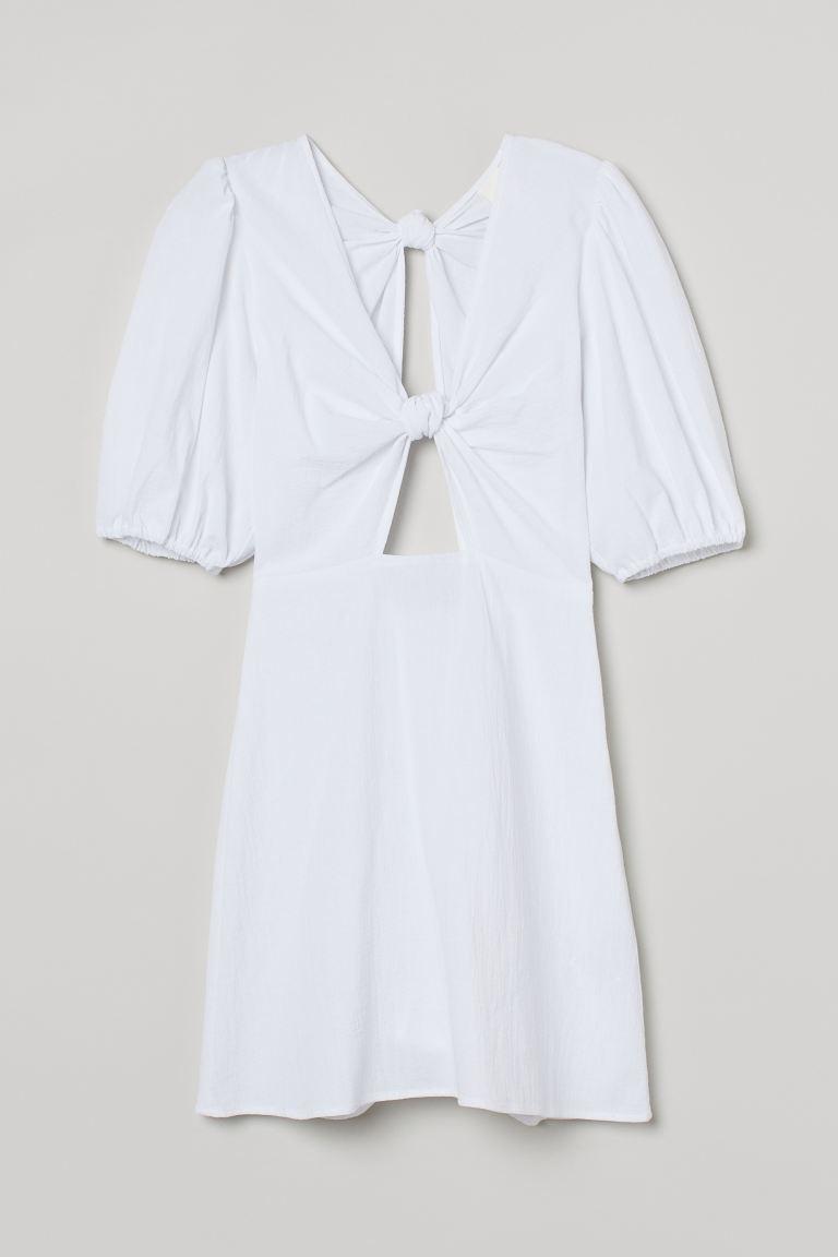 Letnia sukienka z H&M