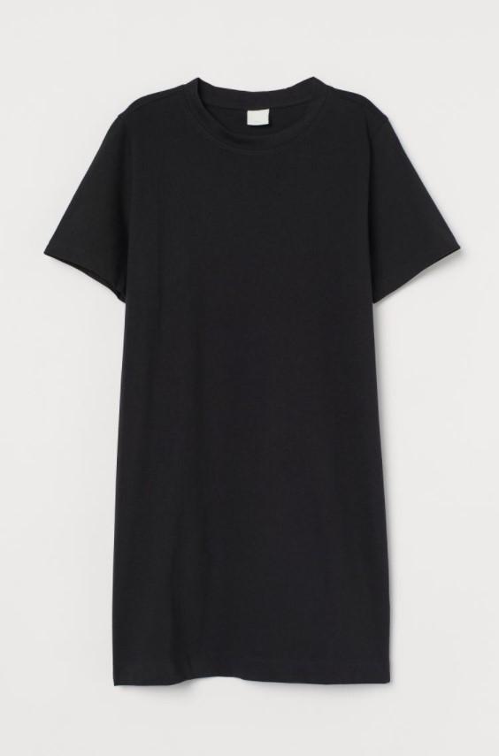 Mała czarna z H&M