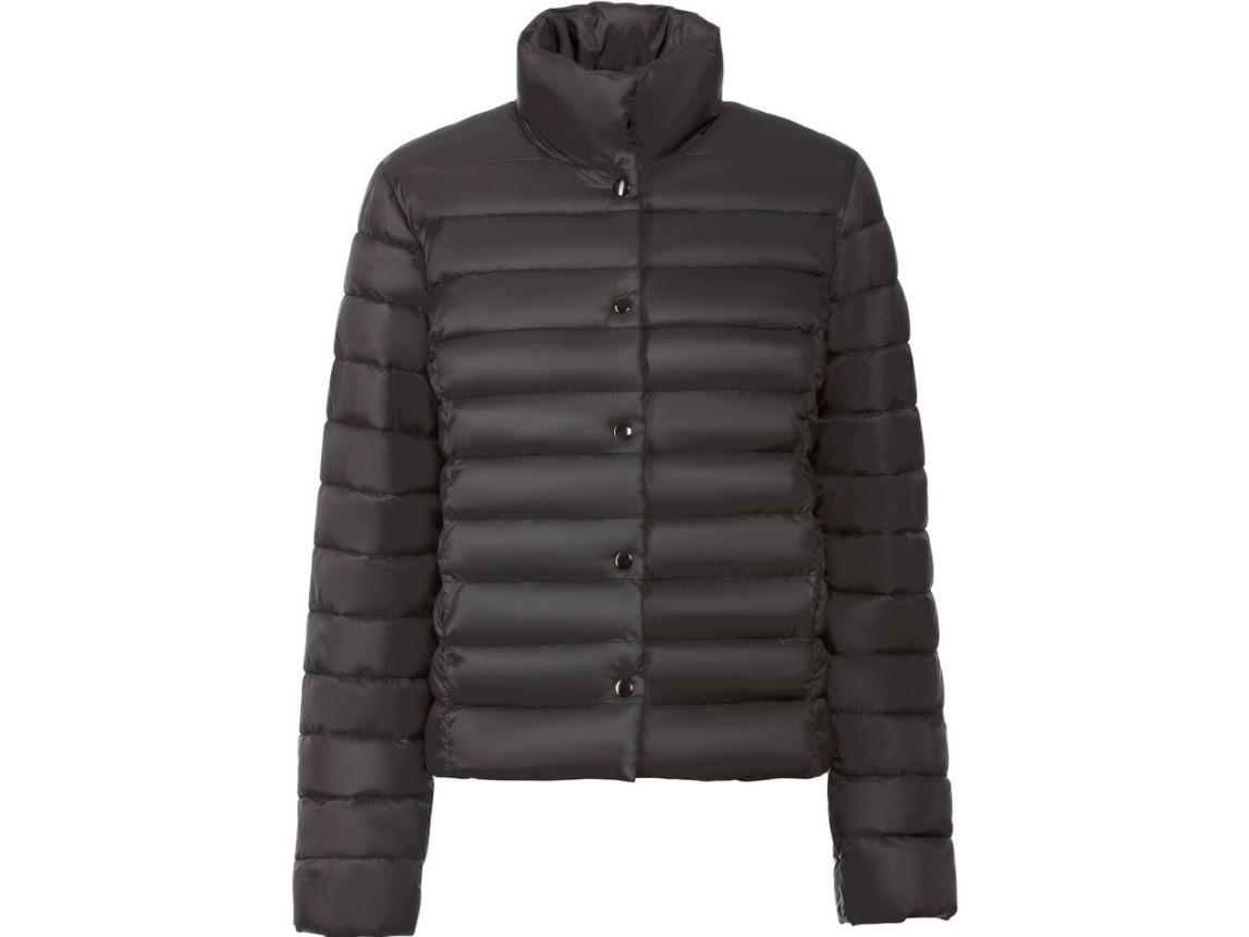 Pikowana kurtka z Lidla