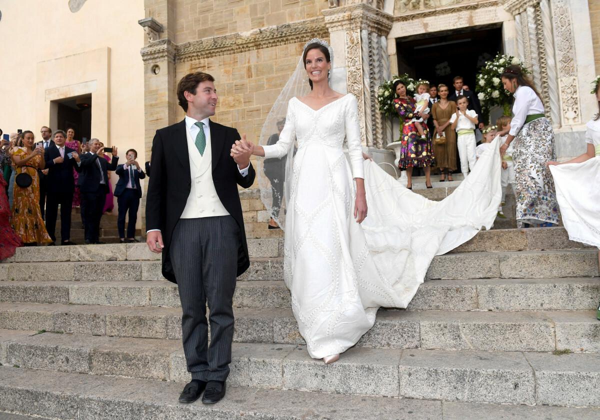 Ślub księżniczki Marie-Astrid z Liechtensteinu