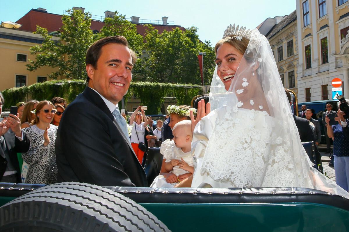 Ślub księżniczki Marii Anunciaty