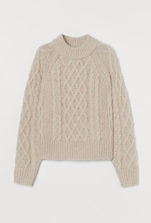Sweter z H&M