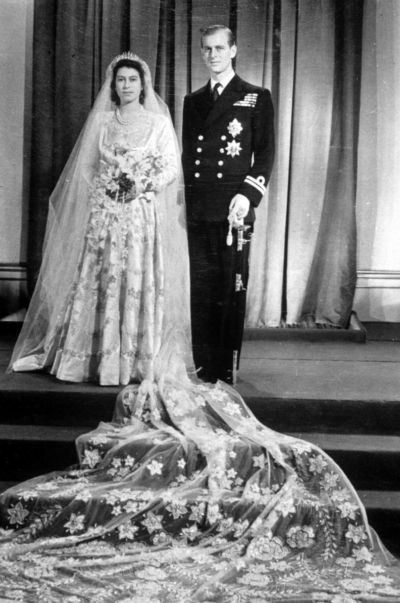 Welon królowej Elżbiety