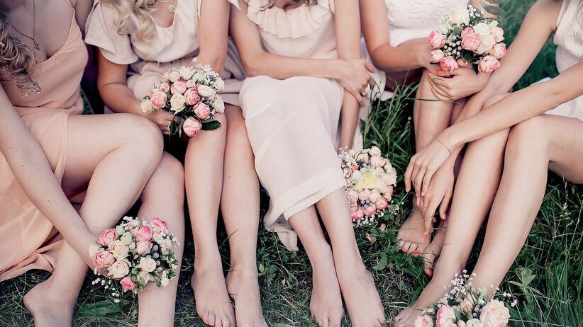 Sukienka na wesele z sieciówki